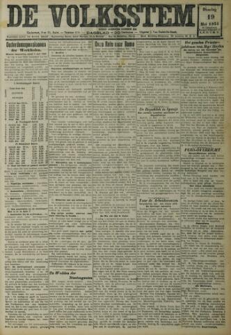 De Volksstem 1931-05-19