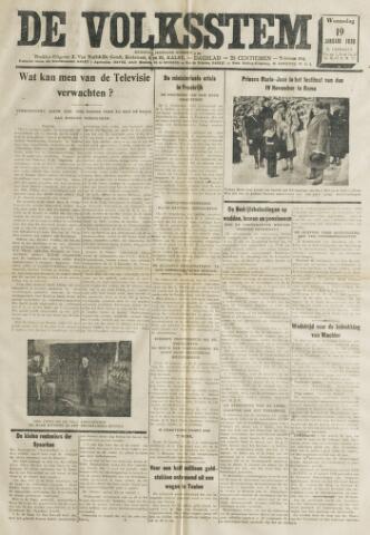 De Volksstem 1938-01-19