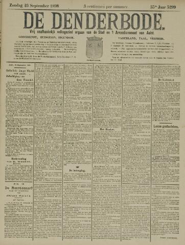 De Denderbode 1898-09-25