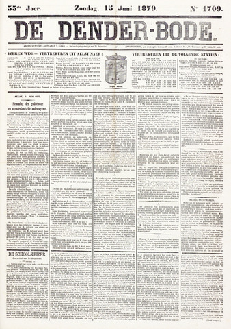 De Denderbode 1879-06-15