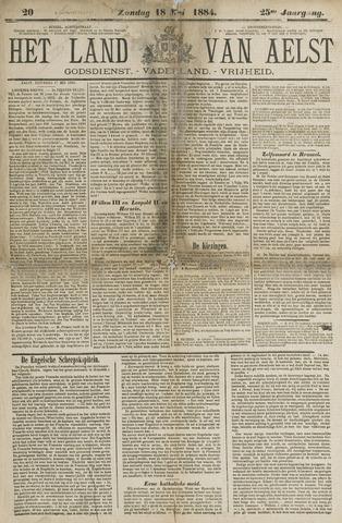 Het Land van Aelst 1884-05-18