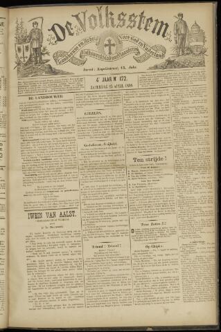 De Volksstem 1898-04-23