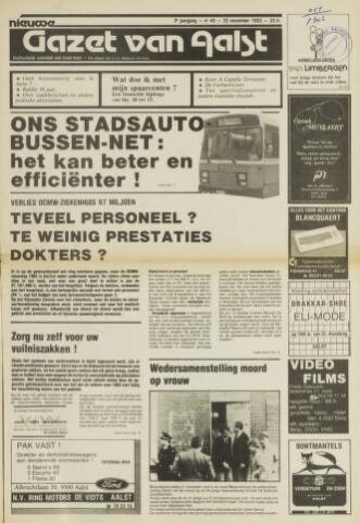 Nieuwe Gazet van Aalst 1983-11-25
