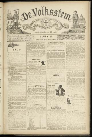 De Volksstem 1898-10-29