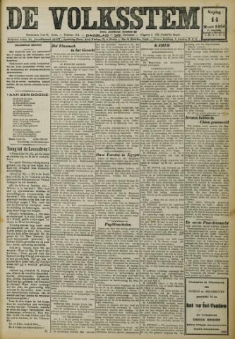 De Volksstem 1930-03-14