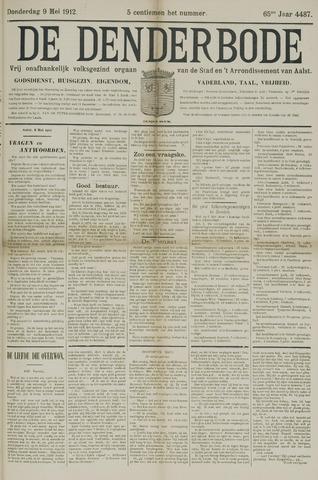 De Denderbode 1912-05-09