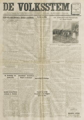 De Volksstem 1938-05-09