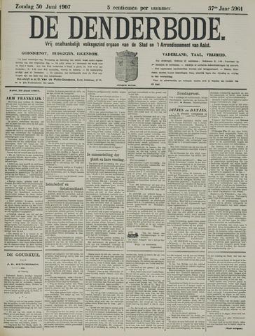 De Denderbode 1907-06-30