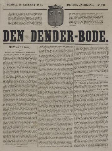 De Denderbode 1849-01-28