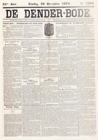 De Denderbode 1878-12-22