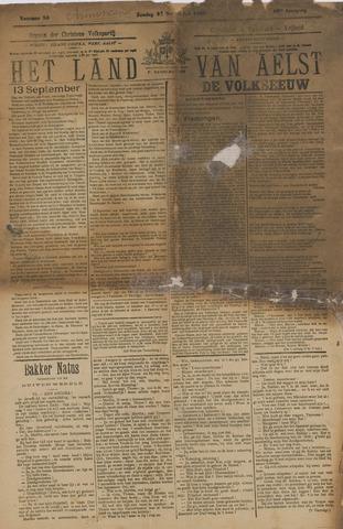 Het Land van Aelst 1908-09-27