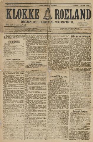 Klokke Roeland 1900