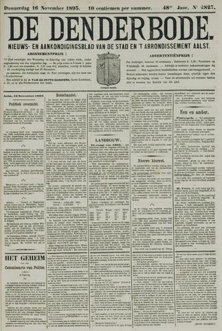 De Denderbode 1893-11-16