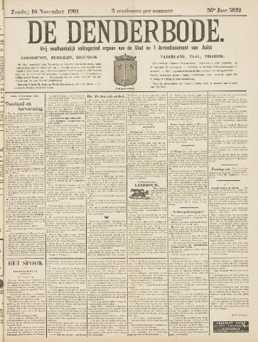 De Denderbode 1901-11-10