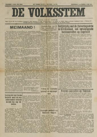 De Volksstem 1941-05-01