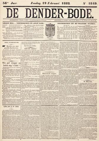 De Denderbode 1882-02-19