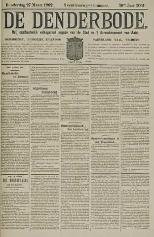 De Denderbode 1902-03-27