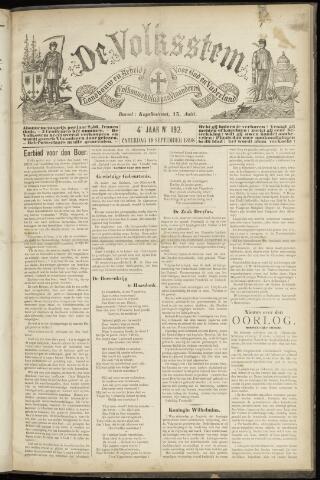 De Volksstem 1898-09-10