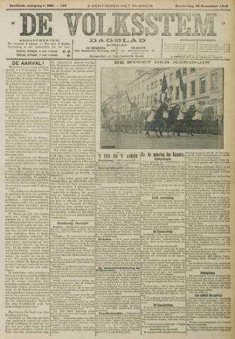 De Volksstem 1910-11-10