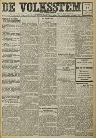 De Volksstem 1930-02-21