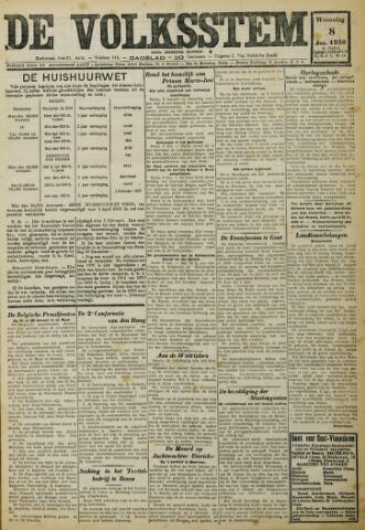 De Volksstem 1930-01-08