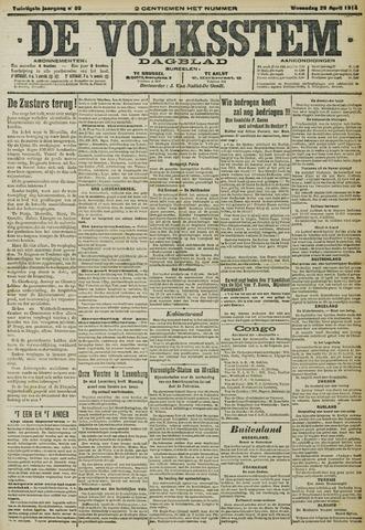 De Volksstem 1914-04-29