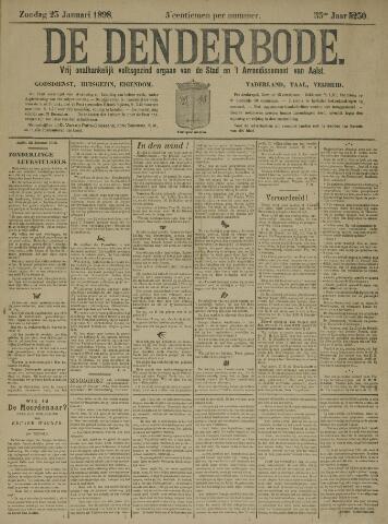 De Denderbode 1898-01-23