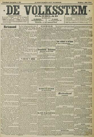 De Volksstem 1914-05-01