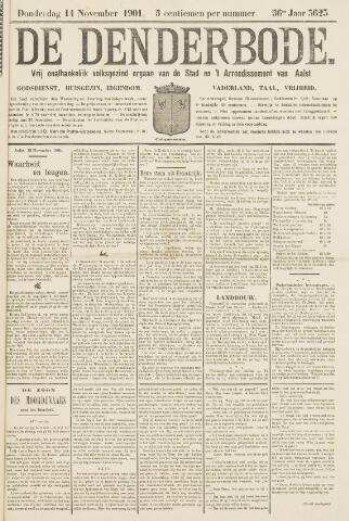De Denderbode 1901-11-14
