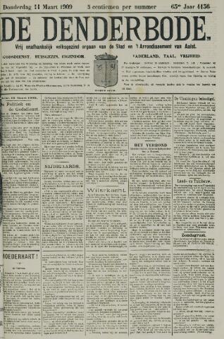 De Denderbode 1909-03-11