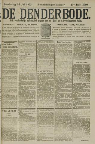 De Denderbode 1895-07-25