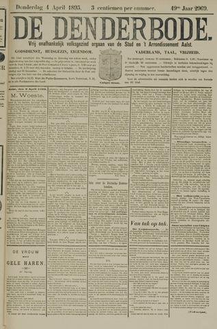 De Denderbode 1895-04-04