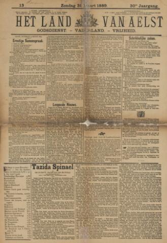 Het Land van Aelst 1889-03-31