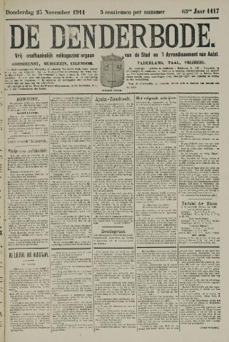 De Denderbode 1911-11-23
