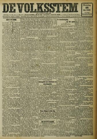 De Volksstem 1923-05-16