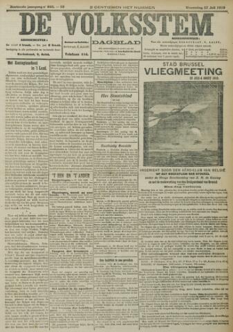 De Volksstem 1910-07-27