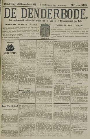 De Denderbode 1902-12-25