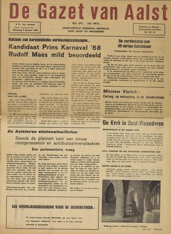 De Gazet van Aalst 1969