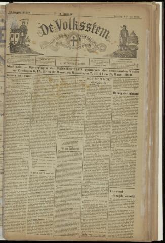 De Volksstem 1910-01-08