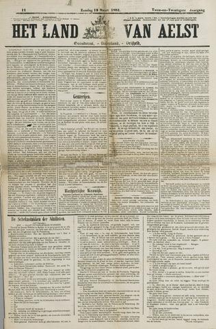 Het Land van Aelst 1881-03-13