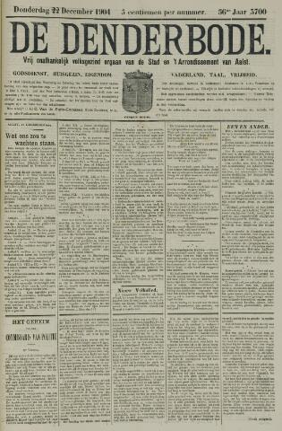 De Denderbode 1904-12-22