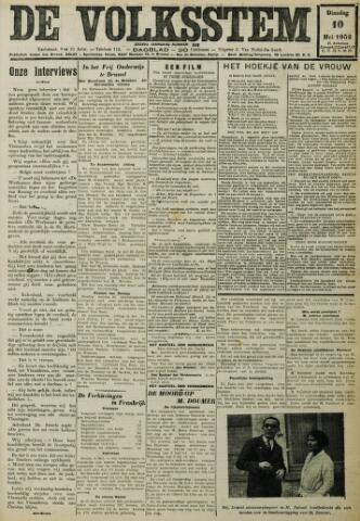 De Volksstem 1932-05-10