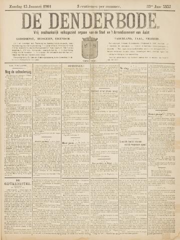 De Denderbode 1901-01-13