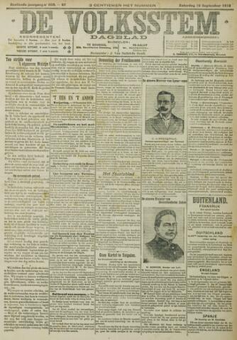 De Volksstem 1910-09-10
