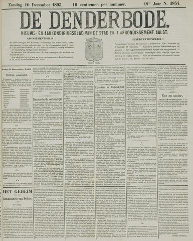 De Denderbode 1893-12-10
