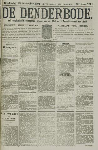 De Denderbode 1902-09-25