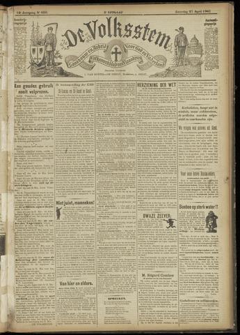 De Volksstem 1907-04-27