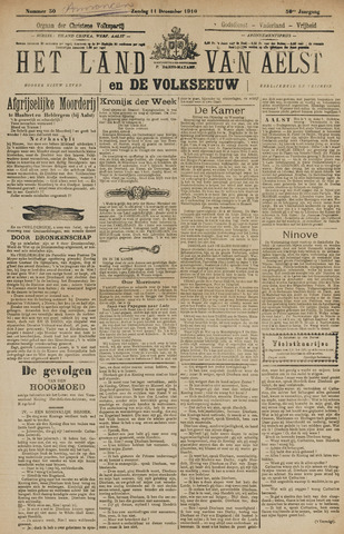 Het Land van Aelst 1910-12-11