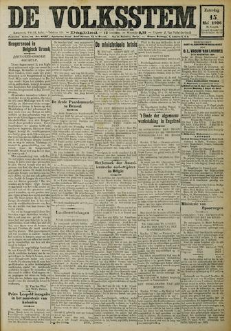 De Volksstem 1926-05-15