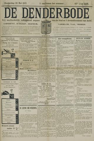 De Denderbode 1912-05-23
